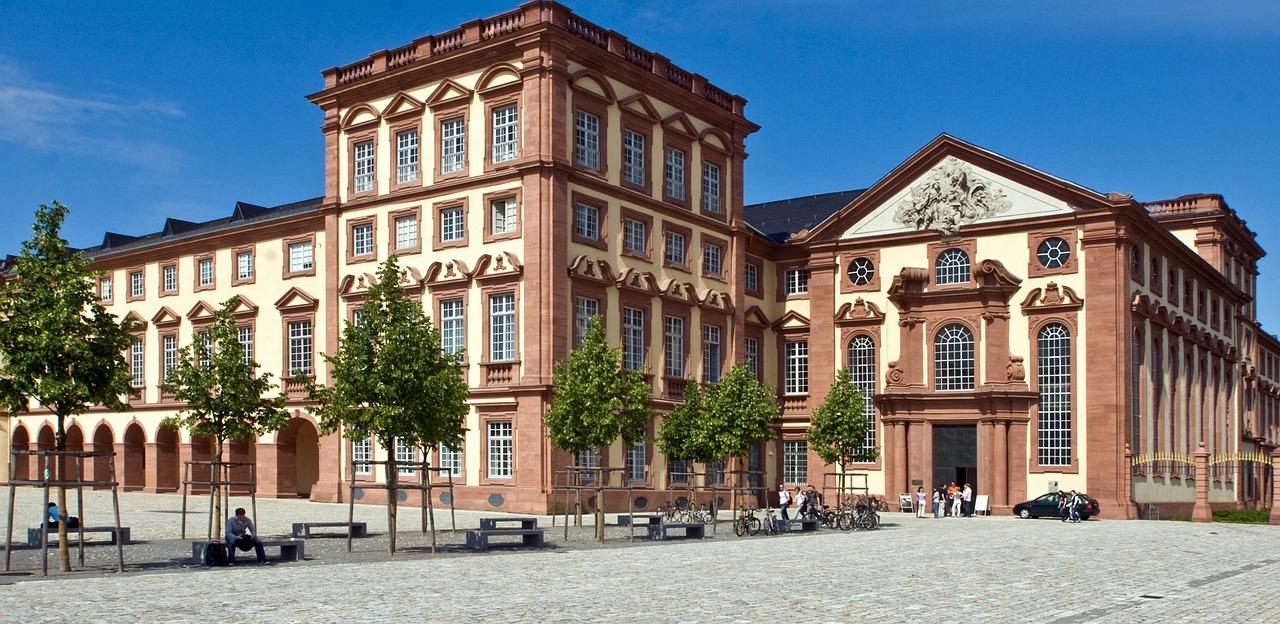 Exkursion nach Mannheim