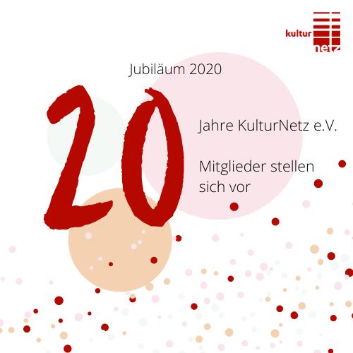 20 Jahre Kulturnetz E V Kulturnetz E V